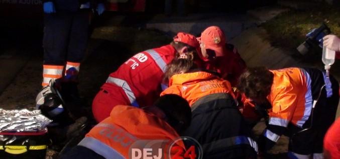 Accident MORTAL în Bunești. Un bărbat a DECEDAT, iar doi se zbat între viață și moarte – VIDEO