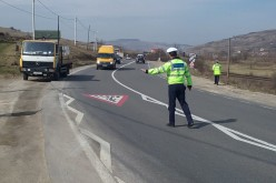 Acțiune de amploare a polițiștilor, ieri, pe drumurile din județul Cluj. Vizați, transportatorii de persoane