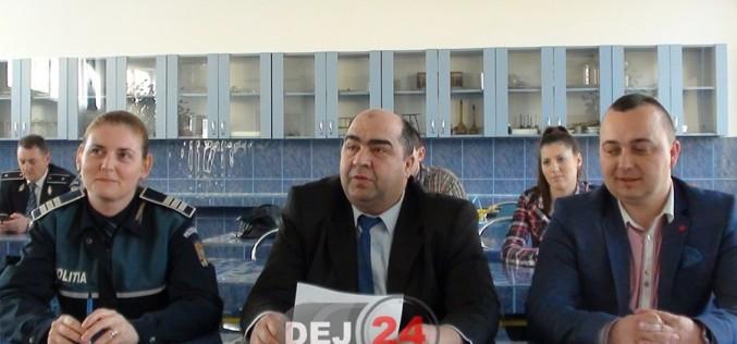 Concurs de educație rutieră, cu premii generoase, la Dej – VIDEO