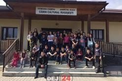 Proiect educaţional între școlile gimnaziale Rugăşeşti şi Câţcău – GALERIE FOTO