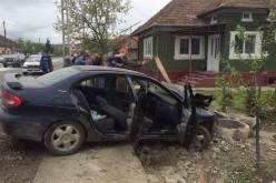 Tânără din Fizeșu Gherlii, RĂNITĂ GRAV în urma unui accident rutier. Șoferul era beat