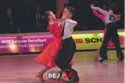 """""""Latino Angels"""" Dej, rezultate notabile la """"WDSF Timișoara Open – Campionatul European de Tineret"""" – FOTO"""