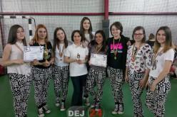 Trupa ReBeLe din Dej, locul I la un concurs național de majorete și dans modern – FOTO