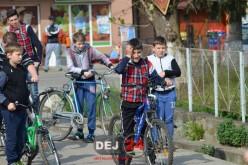 Proiect regional de educație rutieră, desfășurat la Școala Gimnazială Chiuiești – FOTO