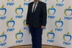 """Sebastian Lazin (PMP), după depunerea candidaturii: """"Sunt viitorul primar al Dejului"""" – VIDEO"""