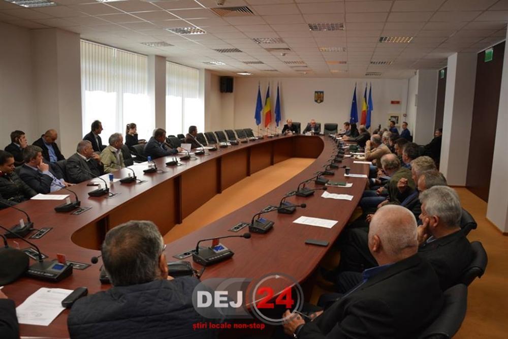 Sedinta Consiliul Judetean Cluj  (3)