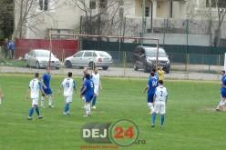 FC Unirea Dej – Avântul Reghin 2-2. Dejenii au CINCI MECIURI FĂRĂ ÎNFRÂNGERE! – FOTO/VIDEO