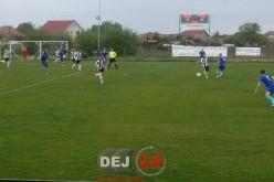 FC Unirea Dej a pierdut DRAMATIC la Jucu. Partida, decisă pe final – GALERIE FOTO