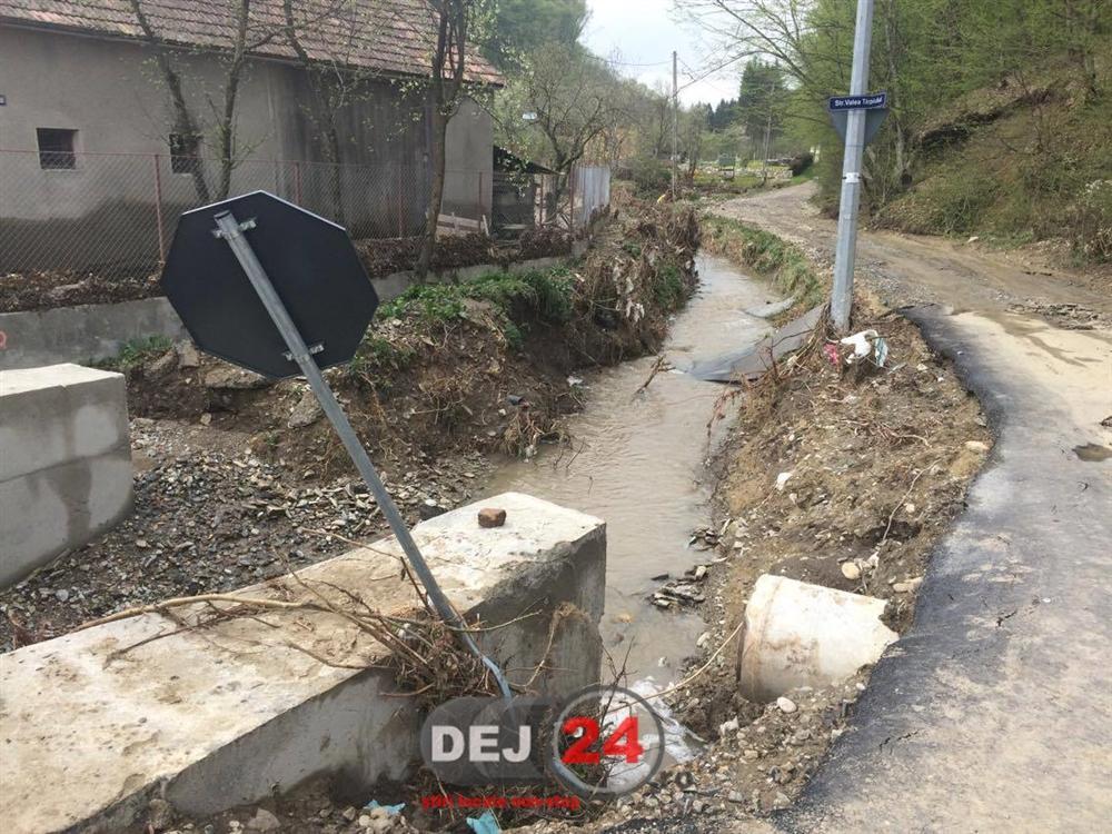 Victima inundatii Dej (1)
