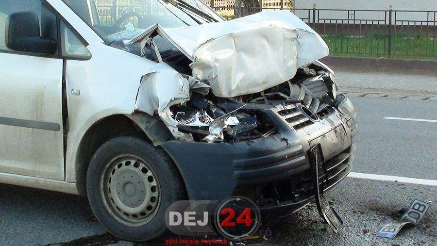 accident Nima tamponare (2)