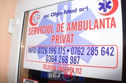 Primul serviciu privat de Ambulanță pe zona Dej – Gherla – FOTO/VIDEO