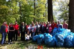 PSD: Un mediu curat pentru o viață sănătoasă în municipiul Dej – FOTO