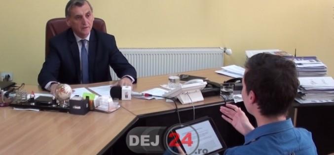 FAȚĂ ÎN FAȚĂ cu Morar Costan, candidat al PSD pentru Primăria Dej – VIDEO (E)