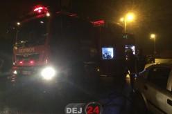 INCENDIU la sediul PSD Cluj! Flăcările au ieșit prin acoperiș