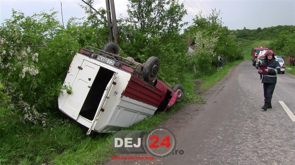 Accident Petresti Mintiu Gherlii (3)