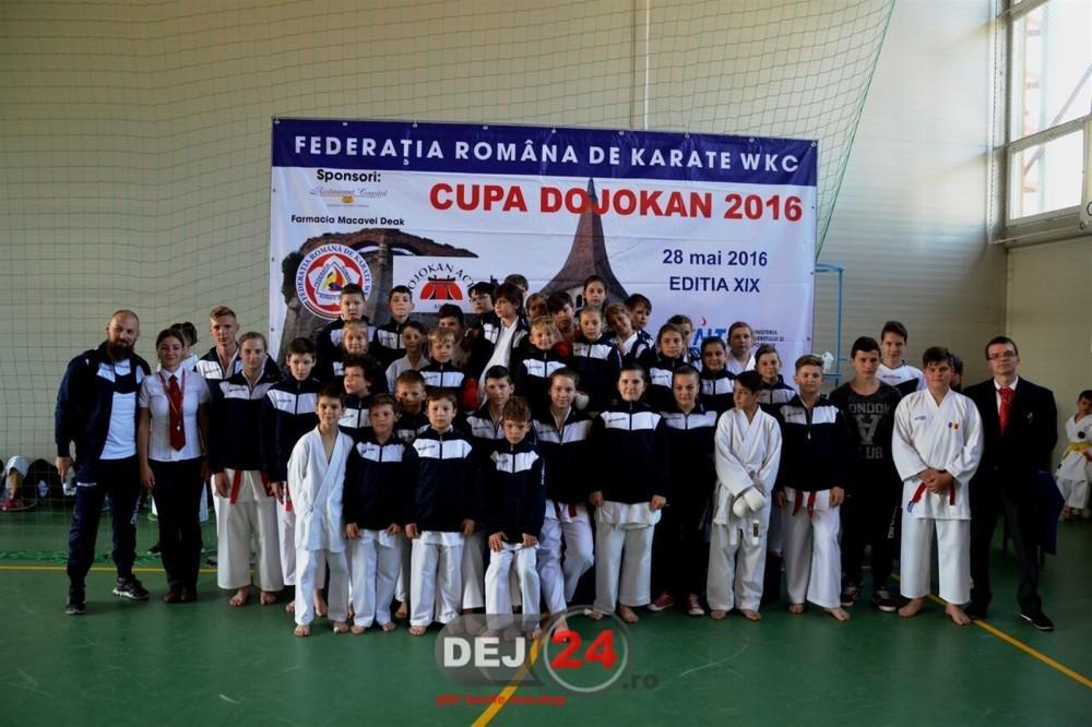 CS Budokan Ryu Karate WKUF competitie Ocna Mures (1)