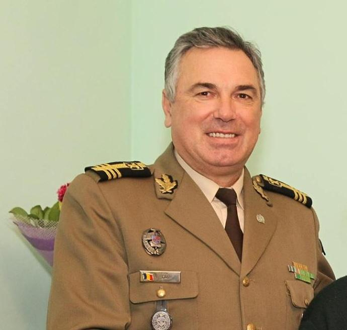 Col. Mihai Carp Batalionul 41 Transport Bobalna