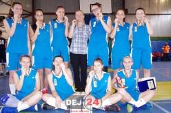 Echipa de baschet LAPI Dej, CAMPIOANA ROMÂNIEI la Olimpiada Gimnaziilor – FOTO