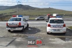 Polițiștii gherleni, dosar penal pentru un bărbat aflat la volanul unui autoturism deși nu poseda permis
