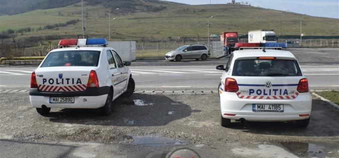 Tânăr din Cășeiu, la volan, prin Urișor, fără permis de conducere
