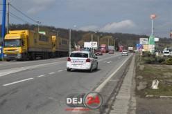 Bărbat din Dej, dosar penal după ce s-a urcat la volan, deși avea permisul suspendat