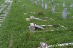 DEJ | Eroii neamului românesc, umiliți după moarte. Zeci de morminte, PROFANATE! – FOTO