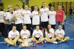 LAPI Dej, locul 5 la Campionatului Național Baschet U14 feminin – FOTO