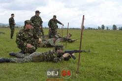 Batalionul 811 Infanterie Dej, locul III la concursurile aplicativ-militare de vară – FOTO