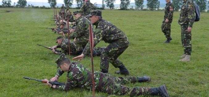 MApN continuă procesul de recrutare a rezerviștilor voluntari. Câte posturi sunt disponibile în județul Cluj