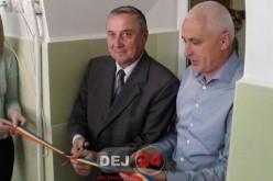 Inaugurare la CNAM Dej: laborator de chimie renovat la standarde europene – FOTO/VIDEO
