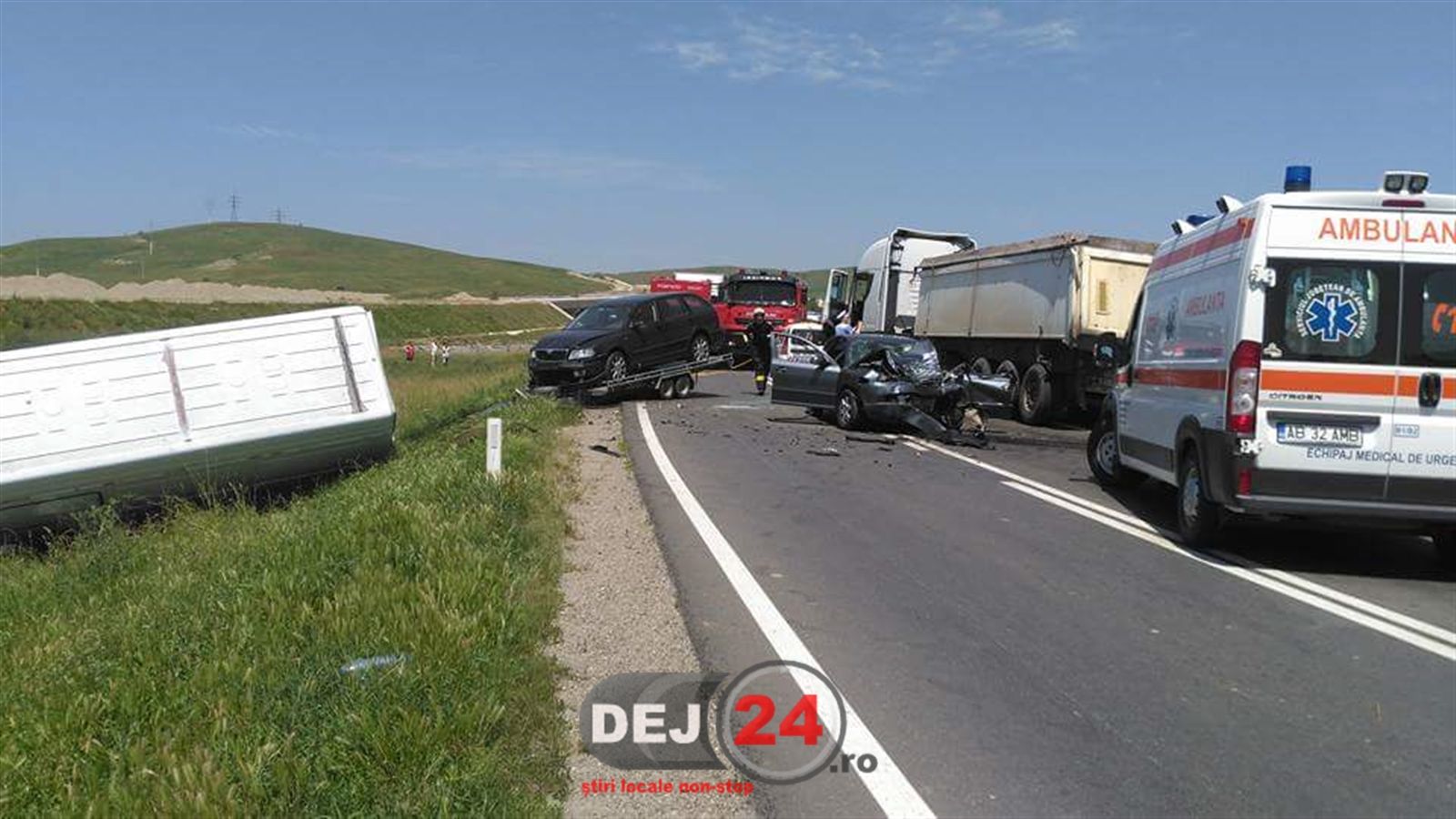 Accident Stejaris Cluj (3)