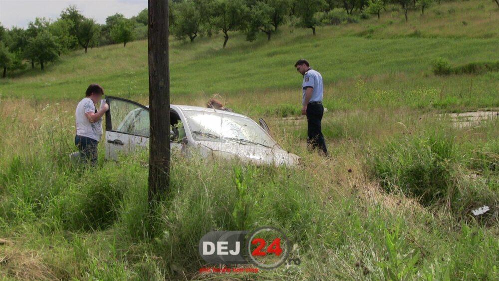 Accident rutier Unguras Nires DJ161D politia SMURD (2)
