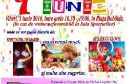 Spectacol dedicat copiilor, vineri, la Dej
