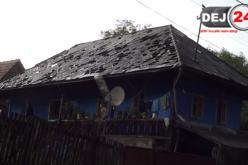 Grindina a făcut ravagii în localitatea Măgoaja, comuna Chiuiești – VIDEO