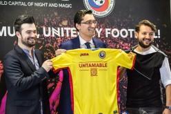 UNTOLD și Federația Română de Fotbal:  United by music, United by football!
