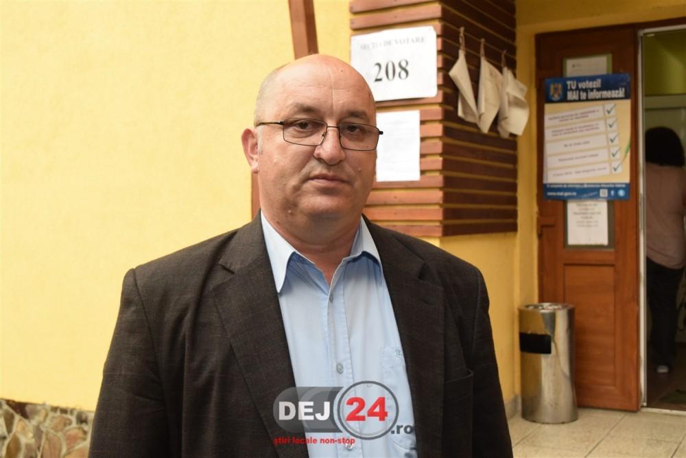 Vasile Salatioan Vot Dej alegeri locale