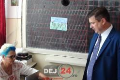 ALEGERI LOCALE Dej. Vicențiu Știr a votat alături de soția sa – FOTO/VIDEO