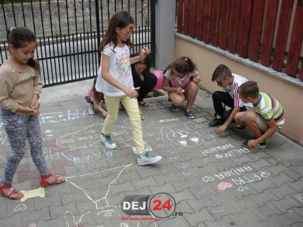 Ziua Copilului in Protopopiatul Ortodox Dej (2)