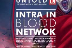 BLOOD NETWORK: Donează sânge și mergi la UNTOLD!