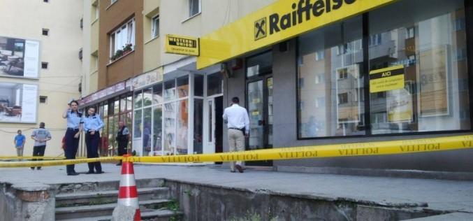 Bărbatul care a jefuit o bancă din Bistrița și-a primit sentința! Va sta ani buni în spatele gratiilor, la Gherla
