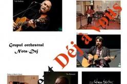"""Asociația """"Porți către suflet"""" Dej, conferință venită în sprijinul persoanelor cu dizabilități. Momentul se încheie cu un concert folk"""