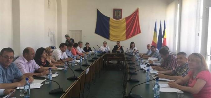 Prima ședință oficială a noului Consiliu Local Dej, după constituire. Ce s-a discutat – FOTO