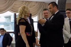 Geanina Gavriș, noul președinte al Rotary Club Dej – FOTO