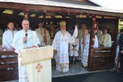 """Sărbătoarea icoanei Maicii Domnului """"Prodromița"""" și a Sfântului Paisie Aghioritul marcată la Dej – FOTO"""