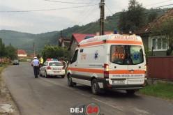 ACCIDENT la Unguraș! O bătrânică a fost lovită de un autoturism – FOTO/VIDEO