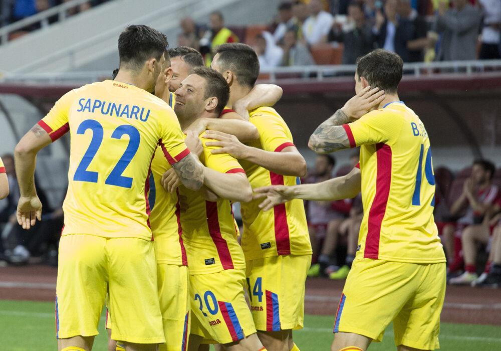 Echipa Nationala de Fotbal Romania FRF