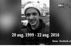 VIDEO SFÂȘIETOR – Gabriel, tânărul din Dej care și-a găsit sfârșitul în apele mării, voia să devină cântăreț bisericesc