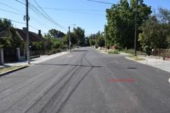 DEJ | Proiectul de modernizare a celor 25 de străzi, aproape de finalizare – FOTO