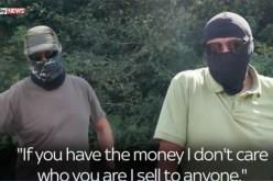 Percheziții DIICOT în Bistrița Năsăud și Târgu Mureș în urma reportajului Sky News