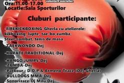 """Eveniment sportiv caritabil """"Sport pentru Sport"""", duminică, la Dej"""